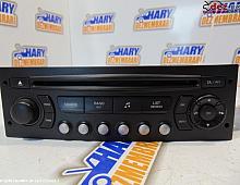 Imagine Sistem audio Peugeot 307 cod 9659139977 Piese Auto