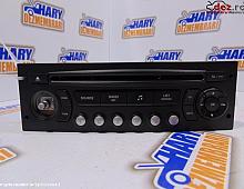 Imagine Sistem audio Peugeot 307 cod 9664769977 Piese Auto