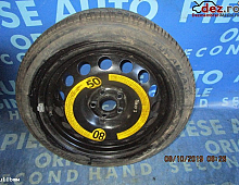Imagine Roata rezerva Seat Ibiza 2006 Piese Auto