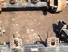Imagine Dezmembrez semiremorci cu axe bpw pe tam Piese Camioane