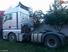 Imagine Cap tractor MAN TGA Piese Camioane