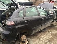 Imagine Dezmembrez Seat Ibiza Avariat Diesel Piese Auto