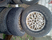 Imagine Jante tabla Jeep Grand Cherokee 1995 Piese Auto