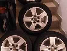 Imagine Set roti complete Audi A4 B7 2006 cod 8EC071496V0098 Piese Auto