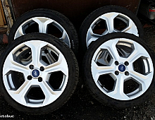 Set roti complete Ford Fiesta