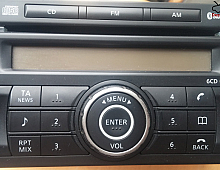 Imagine Sistem audio Nissan Navara 2008 Piese Auto