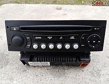 Imagine Sistem audio Peugeot 207 2008 cod 96639628XT Piese Auto