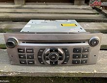 Imagine Sistem audio Peugeot 407 2006 Piese Auto