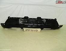 Imagine Spoiler bara spate Renault Clio 4 Mat (negru crud), 12-16, Piese Auto