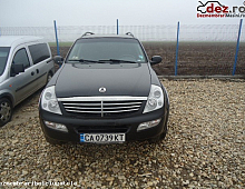Imagine Dezmembrez Ssangyong Rexton Din 2005 2007 2 7 Xdi Piese Auto