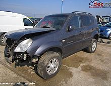 Imagine Dezmembrez Ssangyong Rexton Din 2006 2 7 Xdi Piese Auto