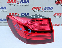 Imagine Stop / Lampa spate BMW Seria 5 2014 Piese Auto