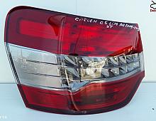 Imagine Stop / Lampa spate Citroen C5 2009 Piese Auto