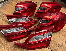 Imagine Stop / Lampa spate Ford Fiesta Mk7 2019 Piese Auto