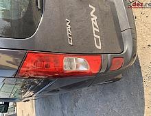 Imagine Stop / Lampa spate Mercedes Citan 2014 Piese Auto