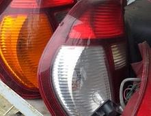 Imagine Stop / Lampa spate Renault Clio 2004 Piese Auto