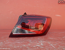 Imagine Stop / Lampa spate Seat Leon hatchback 2013 Piese Auto