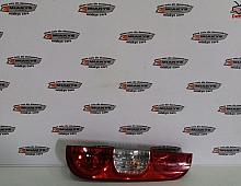 Imagine Stop / Lampa spate stanga, dreapta Fiat Doblo 2007 Piese Auto