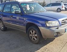 Imagine Dezmembrez Subaru Forester (sg) Din 2003 Motor 2 0 Benzina Piese Auto