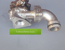 Imagine Turbina Isuzu D-Max 2014 Piese Auto