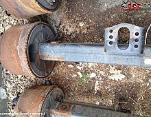Imagine Axe punti semiremorca kogel mega cu axe Piese Camioane