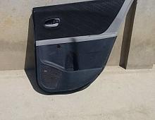 Imagine Tapiterie usa spate, dreapta Toyota Yaris 2007 Piese Auto