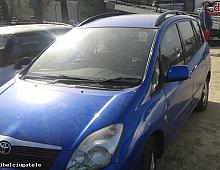 Imagine Dezmembrez Toyota Corolla Verso 2002 2004 2 0 D4d Piese Auto