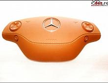Imagine Mercedes benz s cl klasse w221 w216 airbag maro 2007 2009 nou pret 500 Piese Auto