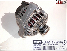 Imagine Smart for four 1 5 cdi alternator valeo a6391500250 pret 150 Piese Auto