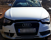 Imagine Vand Audi A5 Alb Avariat Masini avariate