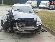 Imagine Vand Audi A6 2 7 Tdi 190cp Masini avariate