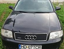 Imagine Vand Audi A6 Usor Lovit Masini avariate