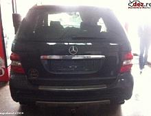 Imagine Bara Spate Mercedes Ml 2008 Piese Auto