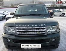 Imagine Dezmembram range rover sport 2006 2008 2 7 motoare turbine Piese Auto