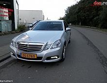 Imagine Dezmembrez Mercedes W212 Capota Faruri Aripi Usi Bari Trager Piese Auto