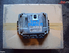 Imagine Calculator motor Renault Trafic 2004 cod 0 281 011 529 Piese Auto