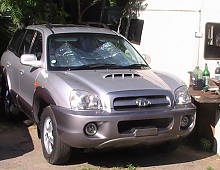 Imagine Vand din dezmembrari orice piesa hyundai santa fe model 2000 Piese Auto