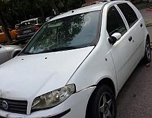 Imagine Vand Fiat Punto Avariat Fata Masini avariate
