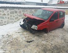 Imagine Vand Fiat Panda Avariat In Partea Din Masini avariate