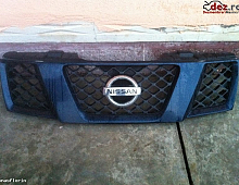 Imagine Grila radiator Nissan Navara 2007 cod Grila Navara Piese Auto