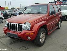 Imagine Vand Jeep Cherokee 2 An 2002 Motor 2500 Masini avariate