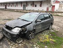 Imagine Vand Masina Toyota Corolla Avariata Pe Masini avariate
