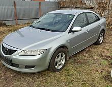 Imagine Vand Mazda 6 3 D 120 Cp An 2004 Masini avariate