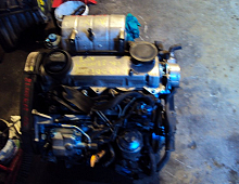 Imagine Motor complet Skoda Fabia 2006 Piese Auto
