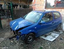 Imagine Vand VW Polo Avariat Fata Din 2000 Masini avariate