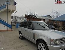 Imagine Vand Range Rover Din 2003 Lovit Pe Masini avariate