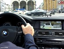 Imagine Vand sistem navigatie profesioanala bmw seria 5 dupa 2010 Piese Auto