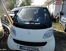 Imagine Vand Smart ForTwo Avariat Masini avariate