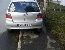 Imagine Vand Toyota Yaris 2001 Avariata In Fata Masini avariate