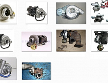 Imagine Vand turbina pentru lancia thema motor de 2 0 turbo benzina Piese Auto